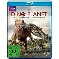 Der Dino-Planet - Die faszinierende Welt der Dinosaurier [Blu-ray]