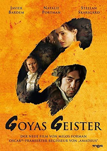 Goyas Geister DVD