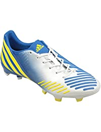 new style 29ba2 1a7ac adidas Predator - Botas de fútbol para Hombre Azul Blanco