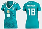 Trikot Damen 2018 Away WC - Kimmich 18 (M)