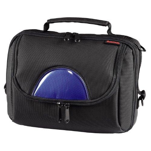 Hama Syscase Tasche für tragbare DVD-Player (ca. 26,0 x 18,0 x 5,0 cm) schwarz