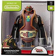 World of Nintendo The Legend of Zelda Series 1-2 - Ganondorf Figure 15 cm