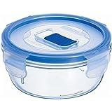 Luminarc Pure Box Active - Recipiente hermético redondo, 920ml, 1 Pieza