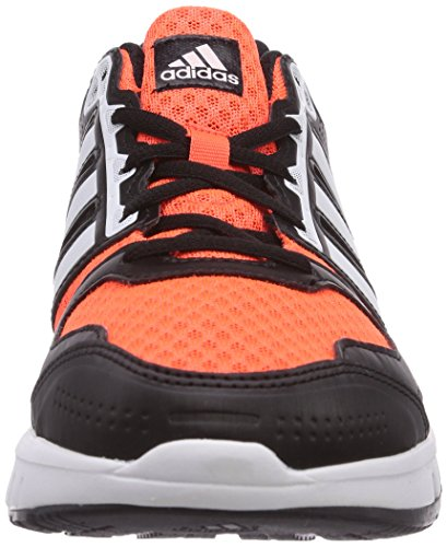 adidas Performance Galaxy Herren Laufschuhe Rot (Core Black/Ftwr White/Solar Red)