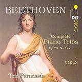 Beethoven: Piano Trios Op. 70 Nos. 1 & 2