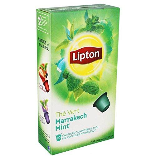 Lipton Thé Vert Fruit Rouges 25 Sachets - Livraison Gratuite Pour Les Commandes En France - Prix Par Unité