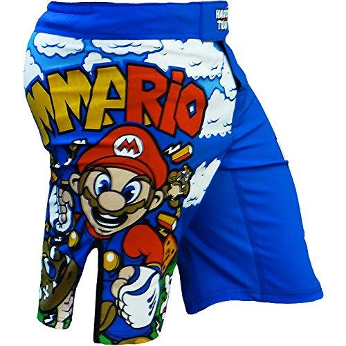 Hardcore Training Shorts MMArio-m Pantalones Cortos Hombre