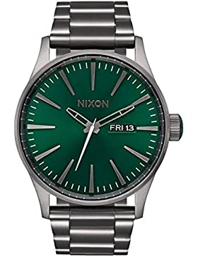 Nixon Unisex Erwachsene-Armbanduhr A356-2458-00