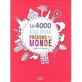 4000 plus beaux prénoms du monde, nouvelle édition