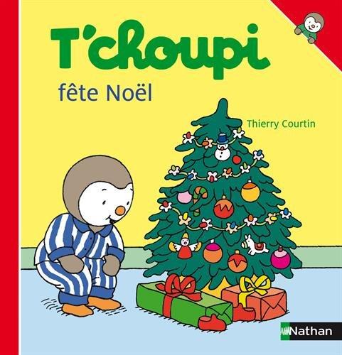 T'choupi fête Noël T10