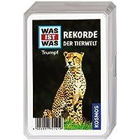 Was ist Was 741419 - KOSMOS - WAS IST WAS - Rekorde der Tierwelt