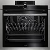 AEG BPE842720M Electric oven 71L A+ Acero inoxidable - Horno (Medio, Electric oven, 71 L, 71 L, 30 - 300 °C, 2300 W)