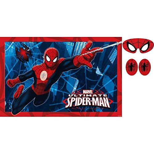 Amscan Spider-Man Party-Spiel
