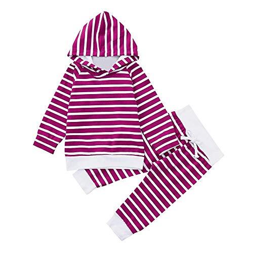 Fuxitoggo Ropa infantil unisex para bebés bebés recién nacidos, ropa de manga...