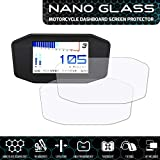 Speedo Angels Nano Glass Displayschutz für 1290 SUPER DUKE R (2017+) x 2