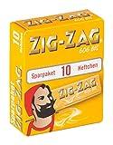 OCB 15444Zig-Zag Papier à rouler dans le pack d', 50feuilles Jaune