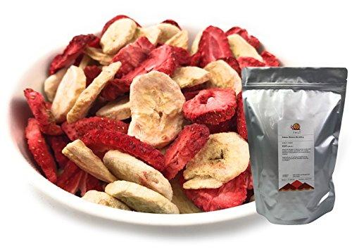 TALI Erdbeer-Banane-Mix 200 g - gefriergetrocknete Früchte