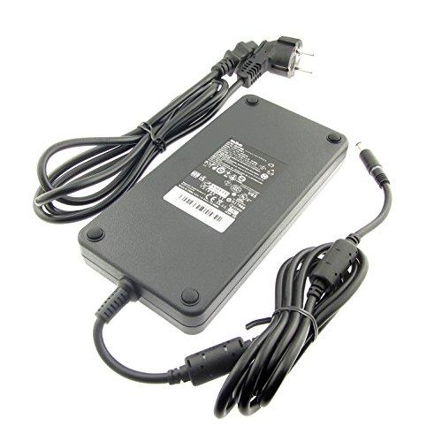 MTXtec Netzteil für Dell 19.5V, 12.3A, 240W passend für M17x R3 M17x, M17x R2, M17x R3, M17x R4, M18x, Alienware m17, Dell Precision M4800, Precision M6500 und baugleiche