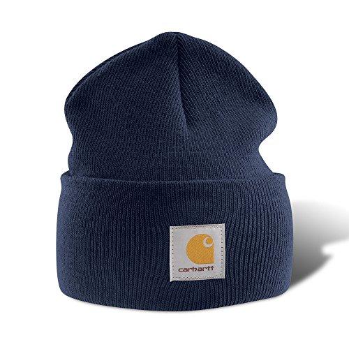 Carhartt Acrylic Mütze Beanie A18NVY, navy, A18