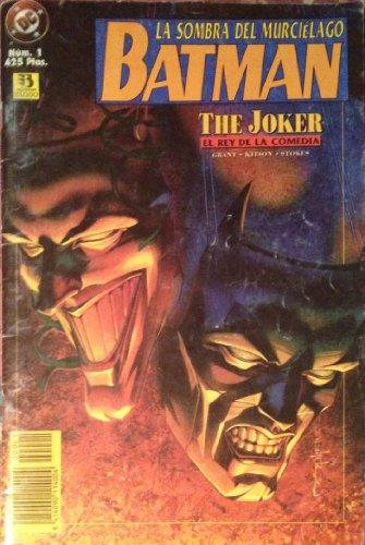 Batman especial La Sombra del Murcielago: The Joker, el rey de la comedia