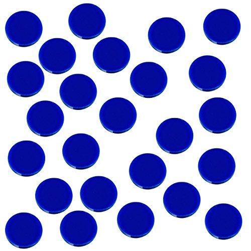 Game Tokens: Blue