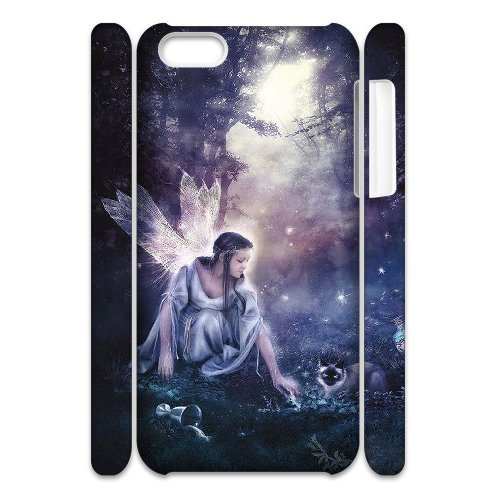 LP-LG Phone Case Of Night Fairy For Iphone 4/4s [Pattern-6] Pattern-5