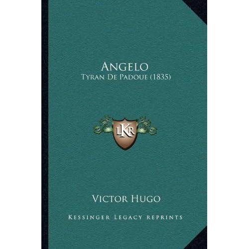 Angelo: Tyran de Padoue (1835)