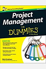 Project Management for Dummies - UK Paperback