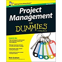 Project Management for Dummies 2E UK