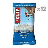 Die besten Clif Bar Protein Snacks - Clif Bar Energieriegel Chocolate Chip, 12er Pack Bewertungen