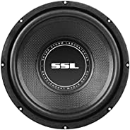 Sound Storm SS Series Car Subwoofer, Model SS8 | 8 Inch, 400 Watts, Single 4 Ohm Voice Coil