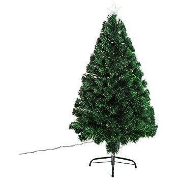 Weihnachtsbaum Stern Tannenbaum Baum mit 140 LEDs 140 Spitzen Grün