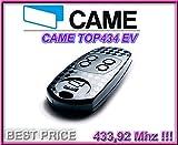 CAME TOP434EV handsender 4-kanal 433.92Mhz fernbedienung. Top Qualität CAME fernbedienung für den besten Preis!!!