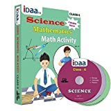 Idaa Class 6-Combo (Mathematics, Science...