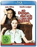 10 Dinge, die ich an Dir hasse - Jubiläums Edition [Alemania] [Blu-ray]