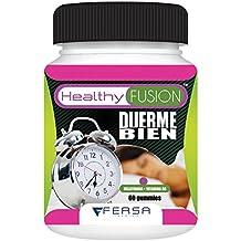 DUERME BIEN – Melatonina pura con Vitamina B6 altamente asimilable que induce y consigue un sueño reparador durante 8 horas – Melatonina con tecnología de ...