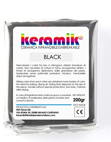Keramik® Ceramica Infrangibile Modellabile senza