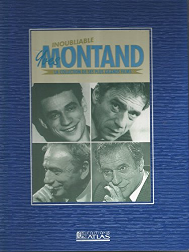 Inoubliable Yves Montand : La collection de ses plus grands films