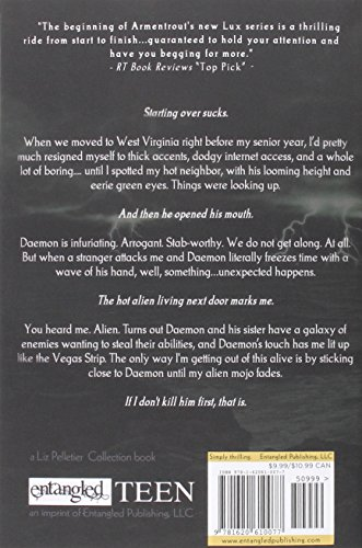 Obsidian (Lux Novel)