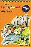 Logico Trainer, Übungsbücher, I like animals (LOGICO TRAINER / Lernspiel mit Selbstkontrolle für Grundschulkinder und Vorschule)