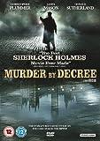 Murder By Decree (Sherlock Holmes) [DVD]