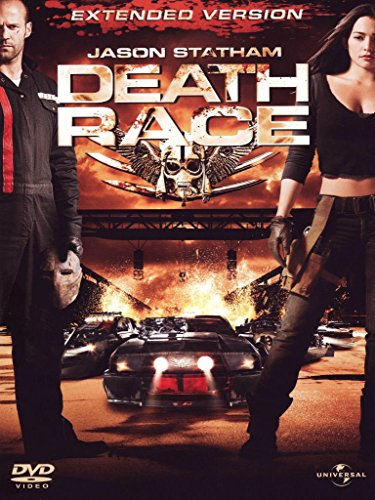 Hall Nathalie (Death race (extended version) [IT Import])