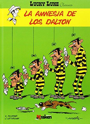 Lucky Luke. La amnesia de los Dalton (Lucky Luke Classics)