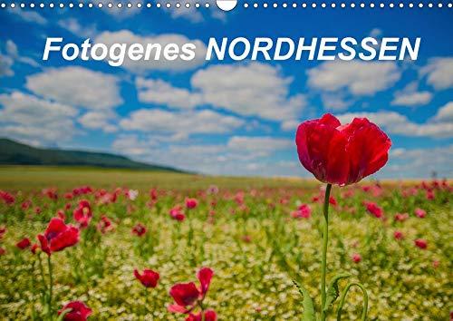 Fotogenes Nordhessen (Wandkalender 2020 DIN A3 quer)