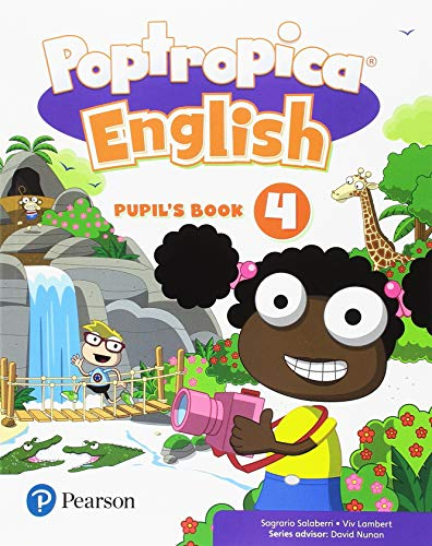 Poptropica English 4 Pupil's Book Pack