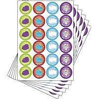 Ezstickers - 144 adesivi per l