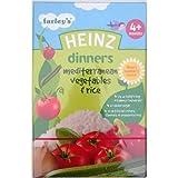 Heinz Farleys Dîners Méditerranée riz aux légumes - 6 x 125gm