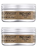 Tigi 2x Bed Head for Men Matte Separation Workable Wax 75 Gr.