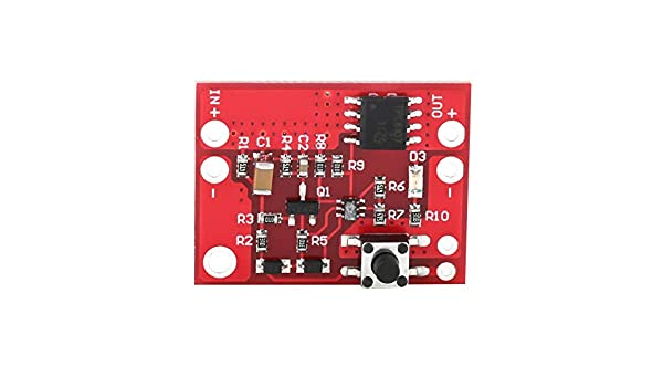 One Key Analog Electronic Switch Module One Key Touch