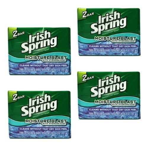 irish-spring-deodorant-soap-package-of-two-32-oz-moisture-bars-4-packages-8-bars-total-by-irish-spri